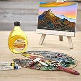 U.S. Art Supply Refined Linseed Oil, 125ml / 4.2