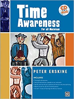 Time Awareness for all Musicians (Book and CD)