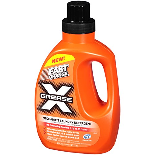 Buy smelling detergent for clothes