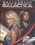 Battlestar Galactica RPG Game Master's Screen