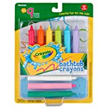 Crayola 9 Count Bathtub Crayons