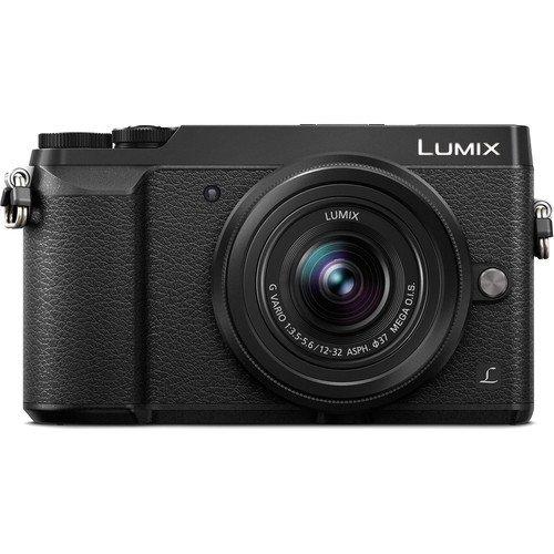 Panasonic LUMIX GX85 4K Mirrorless Kit, 12-32mm Lens w/G Vario H-FS45150AK Lens + 32GB Acc Kit (2 Lens Kit) by Panasonic (Image #1)