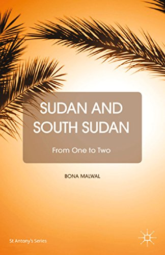 Download Sudan and South Sudan: From One to Two (St Antony's Series) Pdf