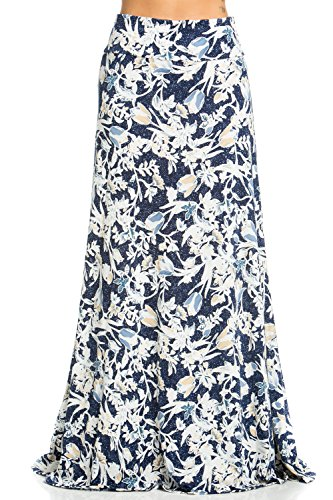 Hot Cody Line Women's Relaxed Comfortable Fit Maxi Skirts supplier