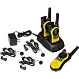 Motorola Rechargeable Weatherproof 23 mile Range Two Way Radio (3-Pack)