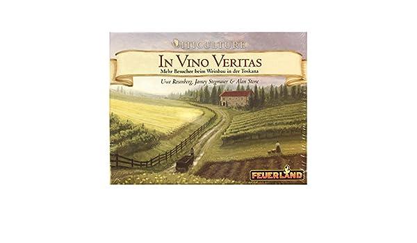 Viticulture In Vino Veritas - Deutsch: Amazon.es: Juguetes y juegos