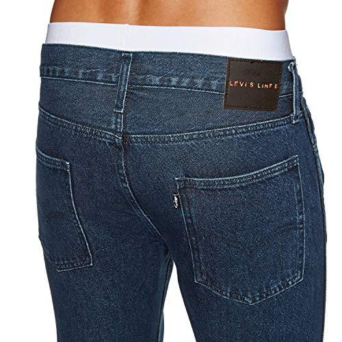 437645 Taper Uomo Blu slim Jeans Jeans Levi's 8 Fit Line Slim qHZwpRp
