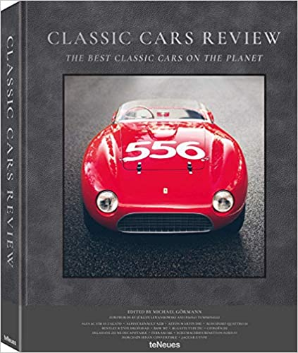 Book's Cover of CLASSIC CARS REVIEW: The Best Classic Cars on the Planet (Inglés) Tapa dura – 13 noviembre 2018