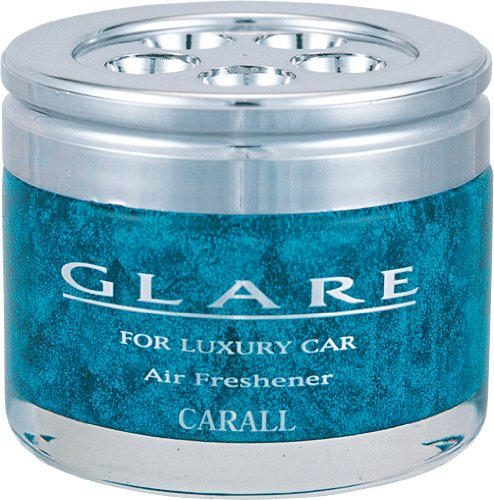 Carall Glare Fine Air Freshener Car Cologne (Gv Squash) X 2 ()