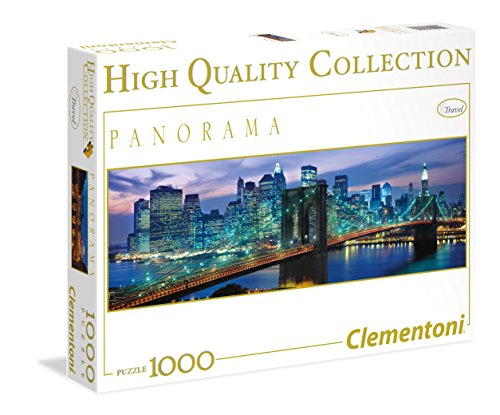 New York, Brooklyn Bridge 1000 Piece Jigsaw Puzzle