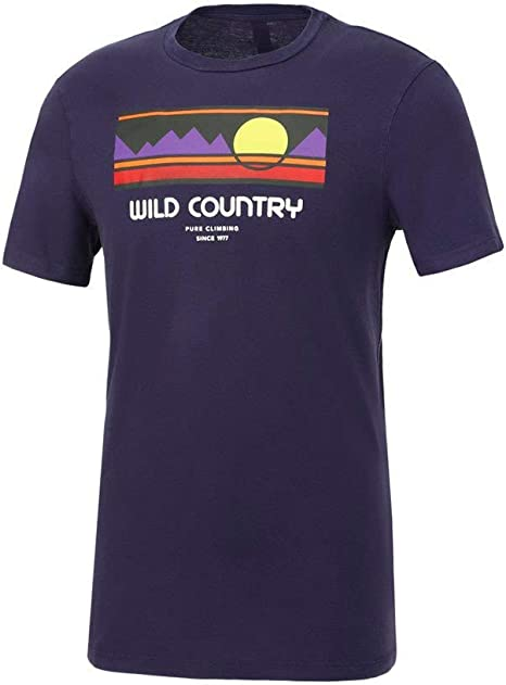 Wild Country Stamina Tee hombres alloro liner 2020 camisa de ...