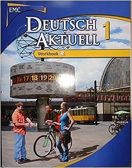Deutsch Aktuell Workbook 1 (1): KRAFT: 9780821954508: Amazon.com ...