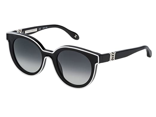 58216c29554f1 Carolina Herrera New York SHN574M BLACK (09R6) - Gafas de sol  Amazon.es   Ropa y accesorios