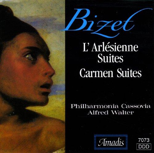 Bizet: Carmen Suites Nos. 1 and 2 / L'Arlesienne Suites Nos. 1 and - Larlesienne Nos Suites