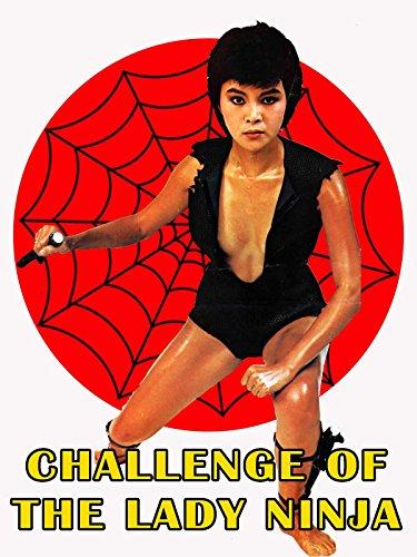 Challenge Of Lady Ninja - Linda Kong Hong
