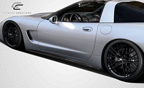 Carbon Creations Replacement for 1997-2004 Chevrolet Corvette C5 AC Edition Side Skirts Rocker Panels - 2 Piece