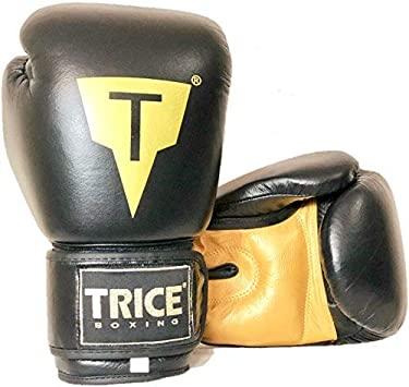 Training,Kickboxing,Sparring Pro Muay Thai Boxing MMA Gloves 100/% Real Leather