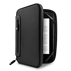 Marware jurni - Funda para el Kindle, color negro con negro (sirve para Kindle Paperwhite, Kindle y Kindle Touch)