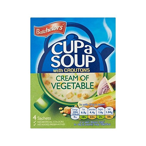 Batchelors Cup A Soup Cream of Vegetable 122g by Batchelors