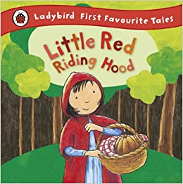 Image result for little red riding hood ladybird