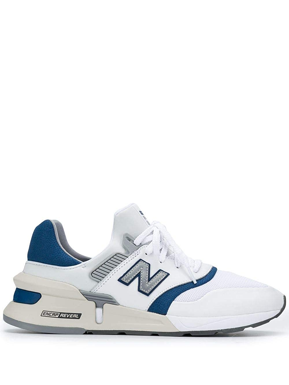 Luxury Fashion | New Balance Hombre NBMS997HGDD12 Blanco ...