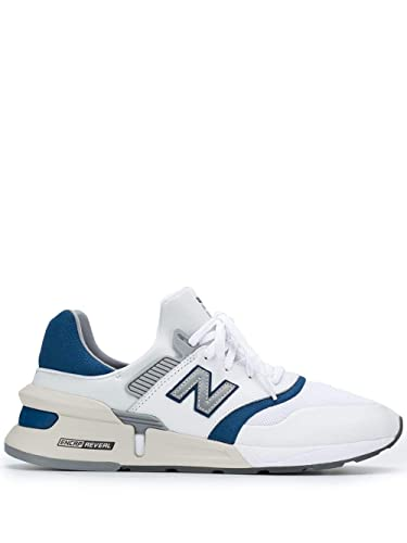 Luxury Fashion | New Balance Hombre NBMS997HGDD12 Blanco Zapatillas | Temporada Outlet: Amazon.es: Zapatos y complementos