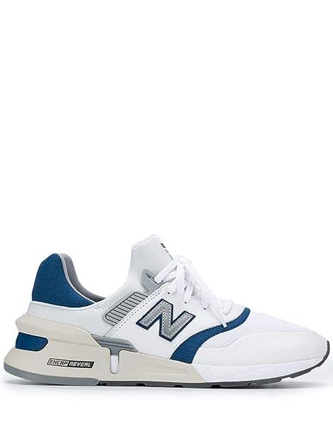 Luxury Fashion | New Balance Hombre NBMS997HGDD12 Blanco Zapatillas | Temporada Outlet: Amazon.es: Zapatos y complementos