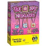 Creativity for Kids Tile Art Necklaces