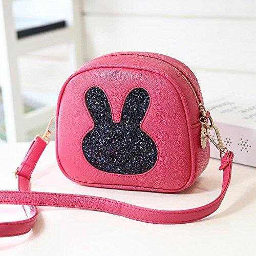 mini Bag package sac oreille seule Lapin Croix Aoligei H épaule fille diagonale mignonne fashion côté tote petit centaines O8nOIaf