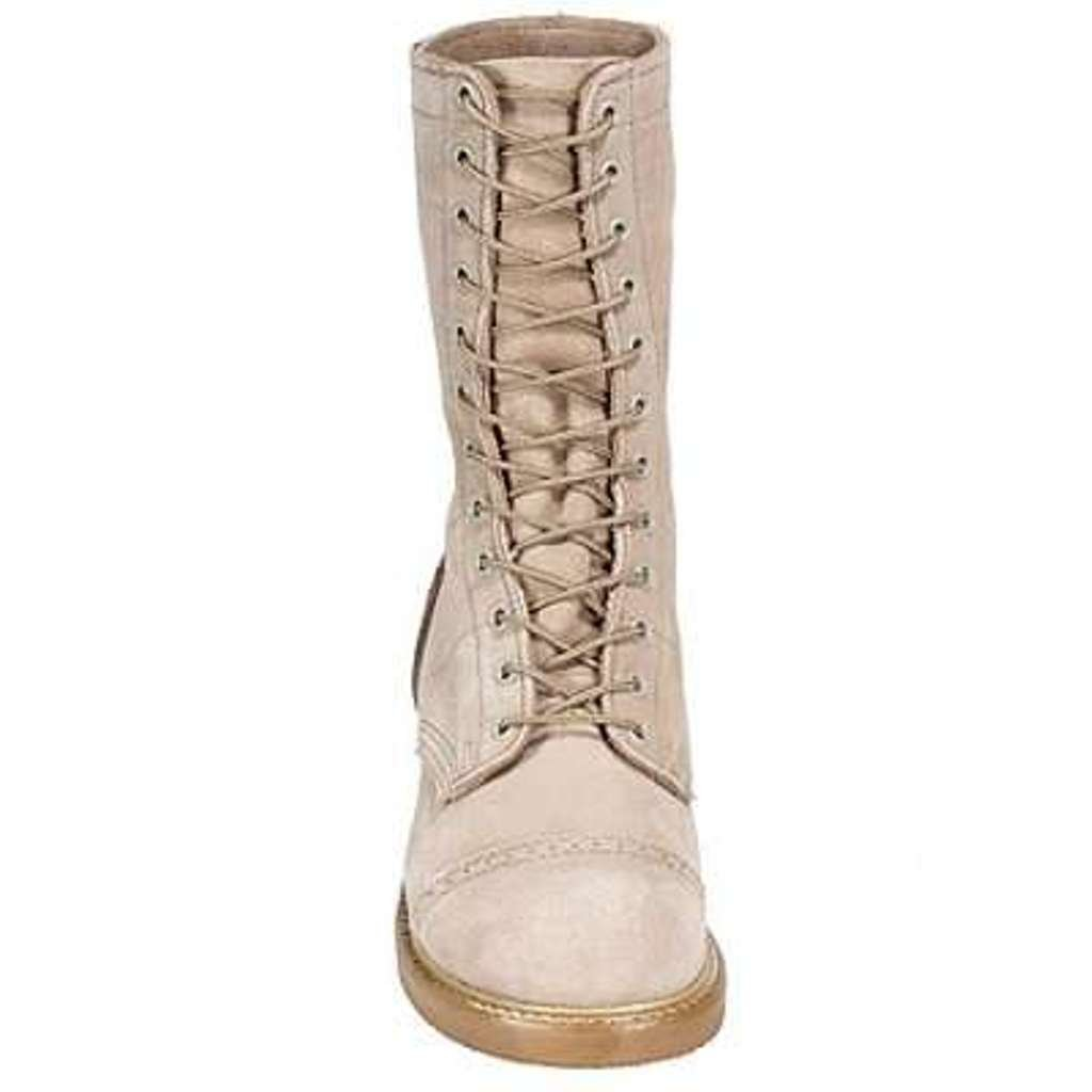 Corcoran New USA Made 10 inch Women's Jump Boots Desert Tan 4515 Sz 9.5 B by Corcoran (Image #4)