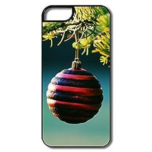 Christmas Bauble Pc Unique Case For IPhone 5/5s