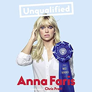 Unqualified Audiobook