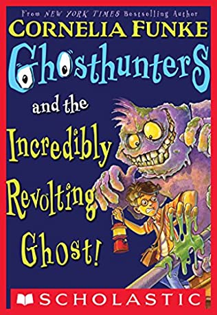 book cover of Ghosthunter and the Incredibly Revolting Ghost