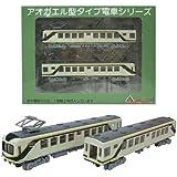 【丸忠】アオガエル型タイプ 電車シリーズ上田交通 5000系AN-1203鉄道模型Nゲージ120323