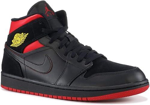 Nike Mens Air Jordan 1 Mid Basketball Shoe (11)
