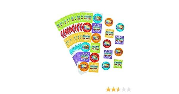 Amazon.com: Spanish Jesus Loves Me Stickers: Toys & Games