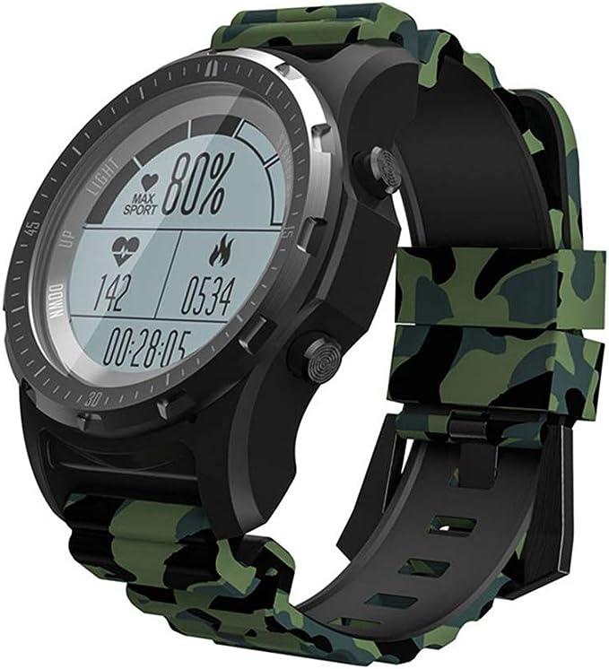 FANZIFAN Reloj Inteligente Reloj Inteligente GPS Reloj Inteligente ...