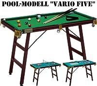 Heiku-Sport Pool-Billard Vario Five