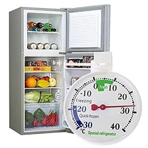 Frigorífico congelador termómetro frigorífico frigorífico medidor ...