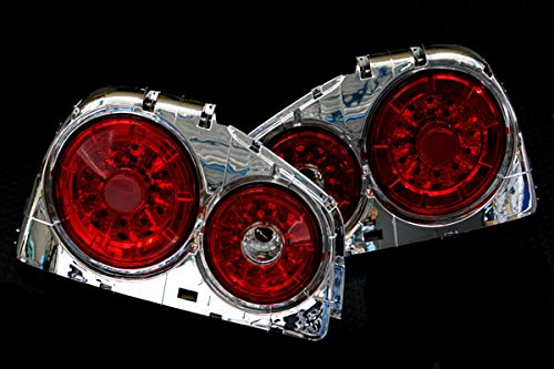 Skyline R34 Led Tail Lights