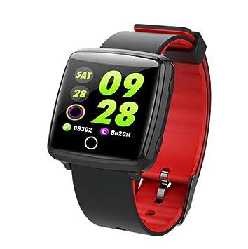 ZY BL89 Reloj Inteligente 1.3 Pulgadas Pantalla De Color De Alta Definición Presión Arterial Ritmo Cardíaco Información del Sueño Empuje La Pulsera: ...