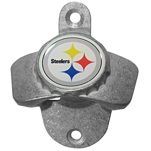 - NFL Pittsburgh Steelers Wall Bottle Opener