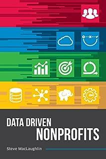 Book Cover: Data Driven Nonprofits