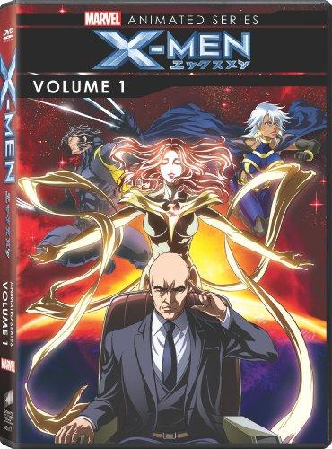 X-Men: Animated Series - Volume One (Wood Xmen)