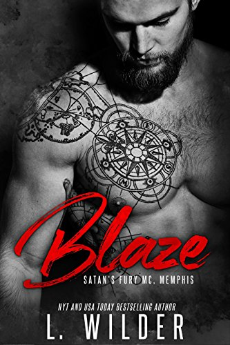 Blaze:: Satan's Fury MC- Memphis Chapter (Book 1) cover