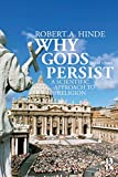 Why Gods Persist : A Scientific Approach to Religion, Hinde, Robert A., 0415497620