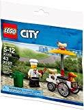 LEGO City Hot Dog Cart and Vendor (30356) Bagged