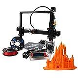 TEVO Tarantula I3 Aluminium Extrusion 3D Printer Kit Auto and Large Bed 3D Printing 2 Rolls Filament 8GB Memory Card As Gift