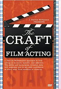 The Craft of Film Acting