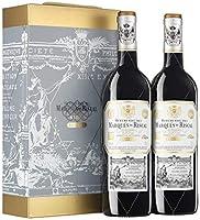 Marqués de Riscal - Vino tinto Reserva Denominación de Origen Calificada Rioja